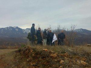 Rektör İpek, Proje incelemesinde bulundu
