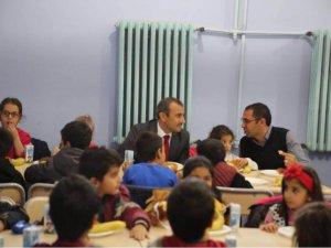 Öğrencilere kahvaltı desteği