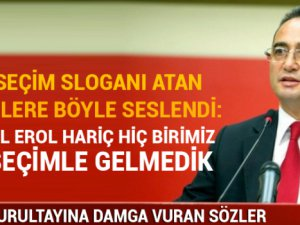 CHP'li Tezcan'dan Gürsel Erol itirafı!
