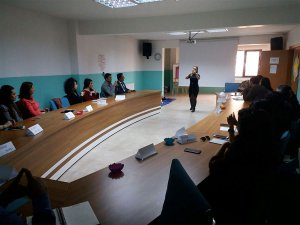 İşaret dili kursu açıldı