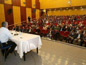 """Tunceli'de """"Ortak Acı Kerbela"""" konferansı"""
