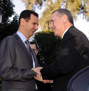 Erdoğan Esad'ın özel temsilcisiyle görüştü