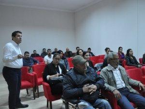 Engelli vatandaşlara girişimcilik eğitimi
