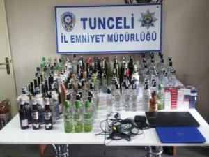 İşyerlerinde hırsızlık yapan bir kişi tutuklandı