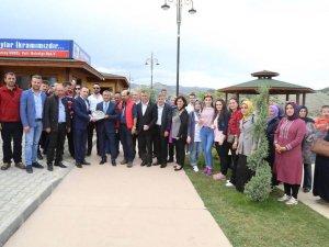 TİSAD'dan Tunceli'ye ziyaret