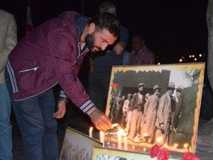 Dersim katliamında hayatını kaybedenler anıldı