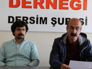 İHD Dersim: Türkiye geçmişiyle yüzleşme sürecine girmelidir