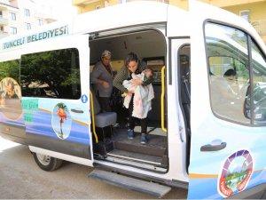 Engelli vatandaşlar için donanımlı araç