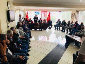 Eczacı Kemal Bozkurt, CHP'den aday adayı oldu