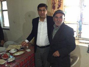 Polat Şaroğlu Tunceli'de Aday Adayı