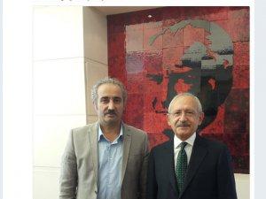 Gazeteci Demir, CHP'den aday adayı