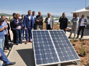 Munzur Üniversitesinde 'Yenilenebilir Enerji' Eğitimi