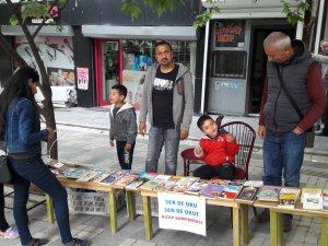 Sanat Sokağı'nda anlamlı kampanya