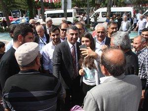 CHP'li Erol, seçim çalışmalarına başladı