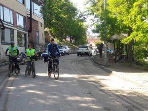 Selçuk Bisiklet Topluluğu Tunceli'de