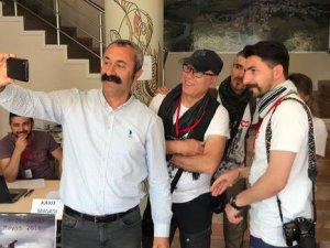 Fotoğrafçılar Ovacık'ta buluştu