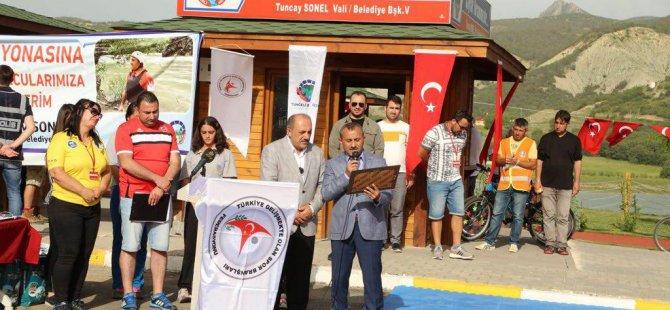 Türkiye Rafting Şampiyonası, ödül töreniyle sona erdi