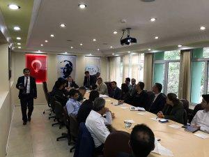 İl Su Yönetimi Koordinasyon Kurulu Toplantısı yapıldı