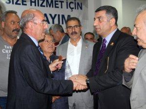 CHP'li Erol: Kendimizi anlatarak insanlardan oy isteyeceğiz