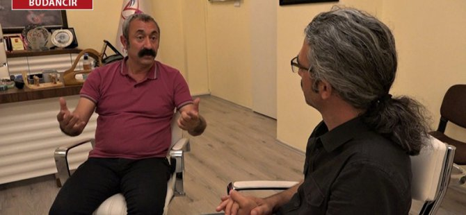 Başkan Maçoğlu: Belediye içinde kırmızı halılar yok, kapılar açık