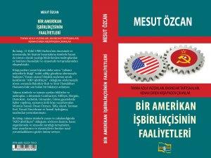Mesut Özcan'nın  yeni kitabı çıktı