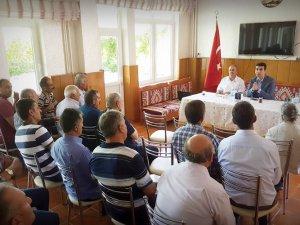 KHGB olağan toplantısı yapıldı