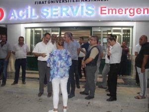 Rektör Demirdağ, milletvekili Polat hakkında bilgi verdi