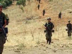 Nazımiye'de çatışma: 1 PKK'lı öldürüldü