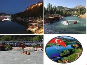 Tunceli'nin ilk tanıtım filmi çekildi VİDEO HABER