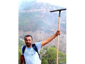 Çatışmalar Dersim'in doğasına ciddi zarar veriyor