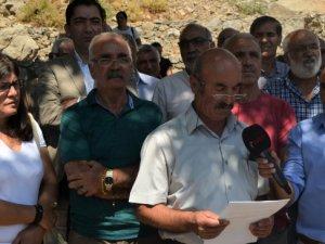 Munzur Özgür Aksın Meclisi: Gözelerde cemevi yapımı projesinden vazgeçilsin