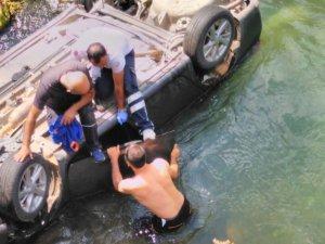 Ovacık'ta kaza: 1 ölü, 3 yaralı