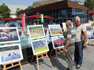 """""""Tarım ve İnsan"""" fotoğraf sergisi açıldı"""