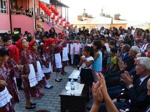 Yeni eğitim-öğretim yılı açılışı yapıldı