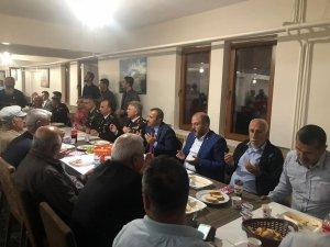 Cemevi'nde iftar