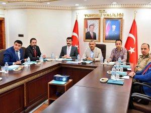 Güvenlik Kurulu toplantısı yapıldı