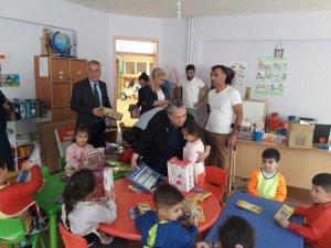 """Tunceli'de ''Eğitime destek geleceğe hizmettir"""" projesi"""