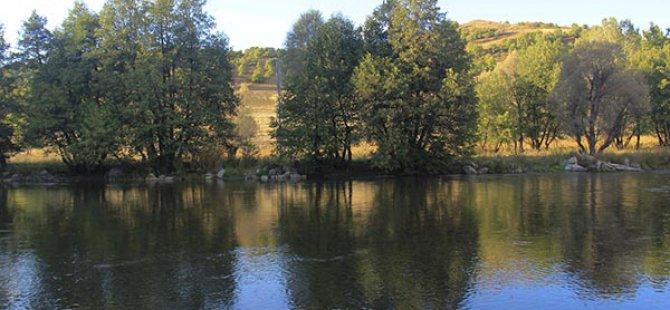 Ovacık'ta sonbahar güzelliği