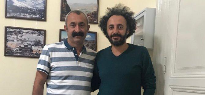 Fatih Mehmet Maçoğlu: Modelimiz Ovacık'la sınırlı kalmayacak
