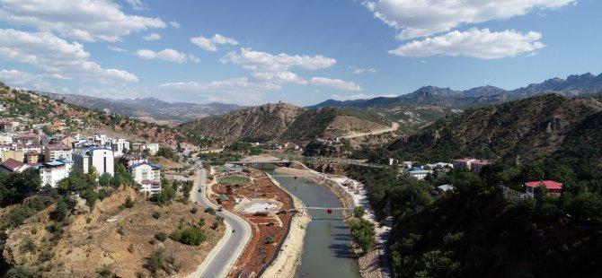 Tunceli turizm kenti oldu