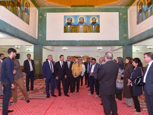 İYİ Parti'den Tunceli'ye ziyaret
