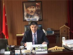 Çemişgezek Belediye Başkanı Ersoy, partisinden istifa etti