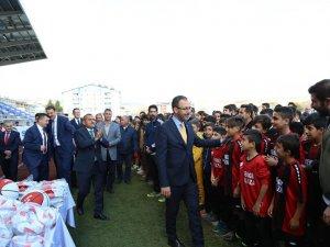 Bakan Kasapoğlu Tunceli'de