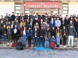 2 bin 19 öğrenciye uçakla yurtiçi gezisi
