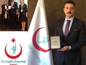 Öğrenciler beslenmede Türkiye birincisi oldu