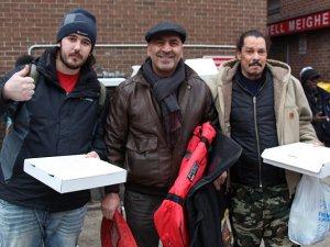 Dersimli pizzacı geleneği bozmadı