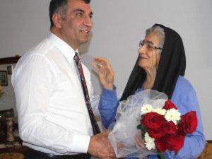 Milletvekili Erol'un annesi vefat etti