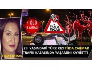 Dersimli Tijda kazada hayatını kaybetti