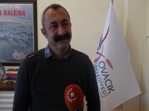 Maçoğlu, Dersim'den  aday