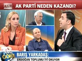 AK Parti'nin başarısına 'Fatmagül' katkısı VİDEO